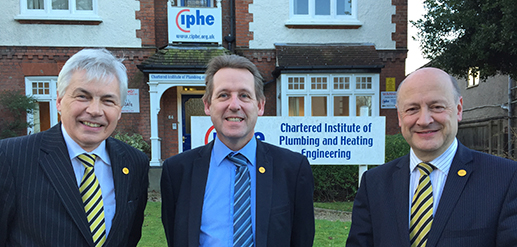 The Master, the CIPHE Chief Executive and the Clerk
