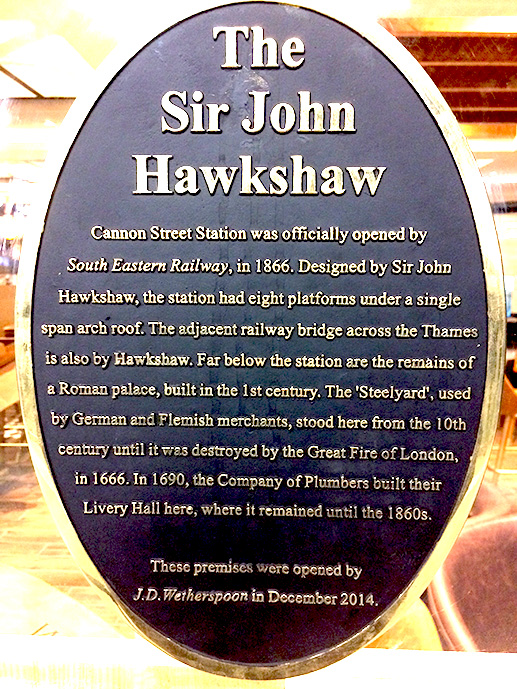 Sir John Hawkshaw
