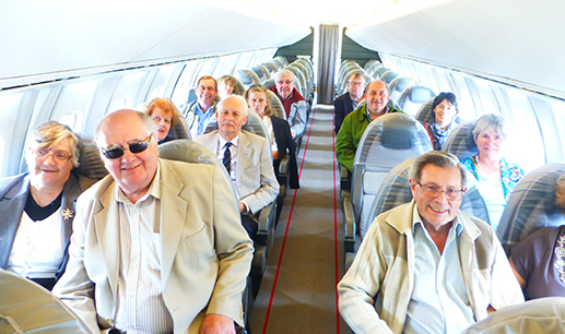 On Concorde Delta Golf