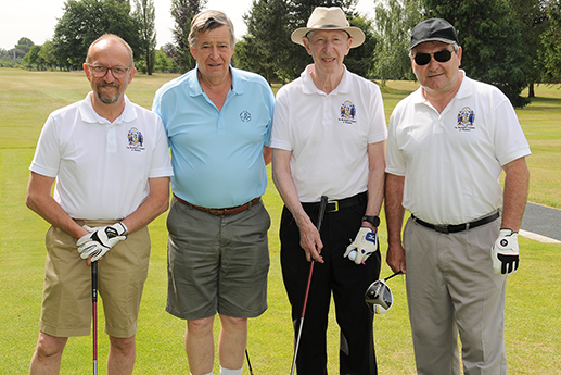 Inter Livery Ryder Cup Team