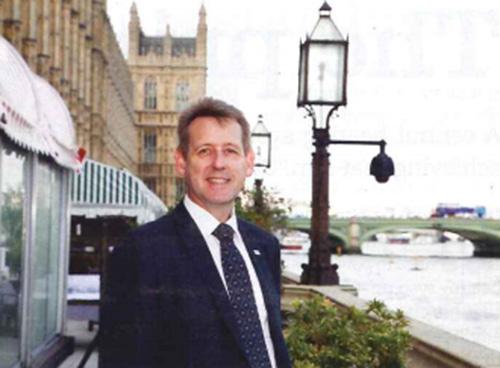 Liveryman Kevin Wellman