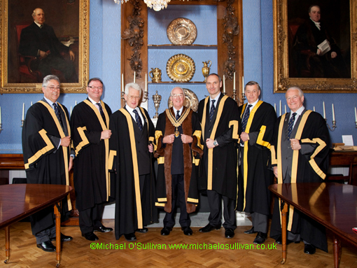 The New Liverymen