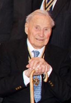 Sir John at the Past Masters Lunch 2014