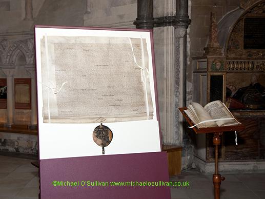 The Original 1611 Charter