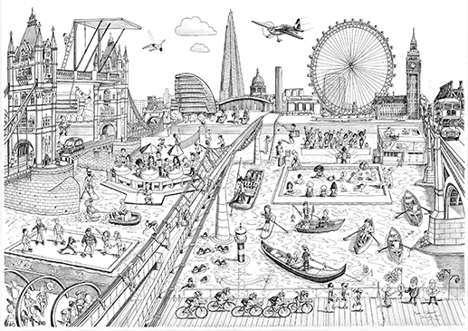 The Thames of the future