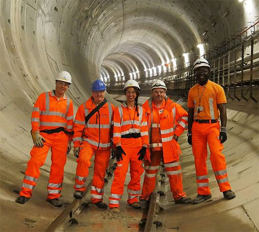 Thames Tideway Tunnel Project Team